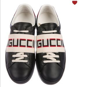 Gucci Ace Sneakers ✨